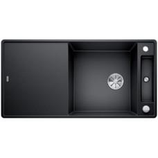 Кухонная мойка Blanco AXIA III XL 6 S-F антрацит, доска ясень c кл.-авт. InFino®