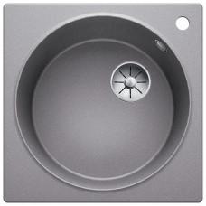 Мойка для кухни Blanco ARTAGO 6 алюметаллик с отводной арматурой InFino®