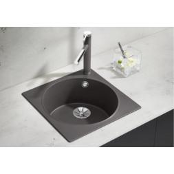 Кухонная мойка Blanco ARTAGO 6 алюметаллик с отводной арматурой InFino®