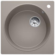 Мойка для кухни Blanco ARTAGO 6 серый беж с отводной арматурой InFino®
