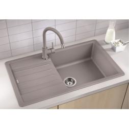 Кухонная мойка Blanco Legra XL 6 S SILGRANIT (антрацит)