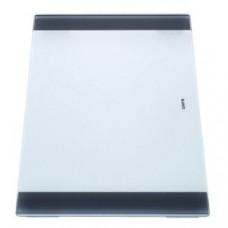 Разделочная доска ZEROX BLANCO безопасное стекло