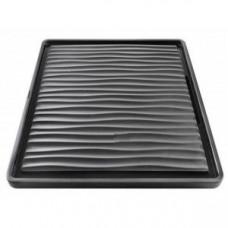 Универсальный поддон для чаш без крыла BLANCO пластик графитовый черный (380x430)