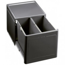 Мусорная система BLANCO BOTTON Pro 45 Automatic с системой хранения