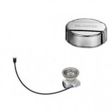 Набор доукомплектации клапаном-автоматом с круглой ручкой BLANCO нерж. сталь – 519377