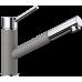 Смеситель для кухни Blanco KANO-S алюметаллик/хром – артикул 525039