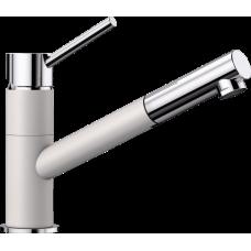 Смеситель для кухни Blanco KANO-S белый/хром – артикул 525040