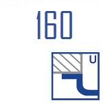 Мойки BLANCO SUPRA 160-U | Нержавеющая сталь