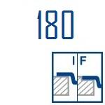 Мойки BLANCO ANDANO 180-IF | Нержавеющая сталь