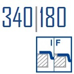Мойки BLANCO ZEROX 340/180-IF | Нержавеющая сталь