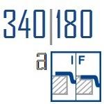Мойки BLANCO ZEROX 340/180-IF A | Нержавеющая сталь