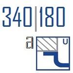 Мойки BLANCO ANDANO 340/180-U A | Нержавеющая сталь