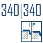 Мойки BLANCO ANDANO 340/340-IF | Нержавеющая сталь