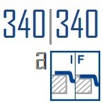 Мойки BLANCO ANDANO 340/340-IF A | Нержавеющая сталь