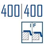 Мойки BLANCO ZEROX 400/400-IF | Нержавеющая сталь