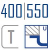 ZEROX 400/550-T-U