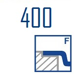 Мойки BLANCO SUBLINE 400-F   PuraDur