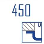 Мойки BLANCO ANDANO 450-U | Нержавеющая сталь