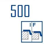 Мойки BLANCO SUBLINE 500-IF | PuraDur  SteelFrame