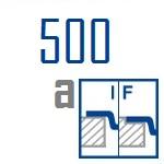 Мойки BLANCO SUBLINE 500-IF A | PuraDur  SteelFrame