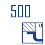 Мойки BLANCO ZEROX 500-U | Нержавеющая сталь
