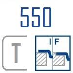 Мойки BLANCO CLARON 550-T-IF | Нержавеющая сталь