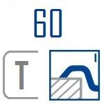Мойки BLANCO ATTIKA 60-T | Нержавеющая сталь