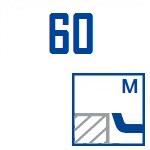 Мойки BLANCO MODEX-M 60 | PuraDur