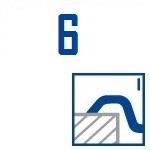 Мойки BLANCO TIPO 6  | Нержавеющая сталь