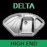Мойки BLANCO DELTA Steel | Нержавейка