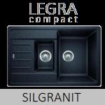 Мойки BLANCO LEGRA Compact | SILGRANIT