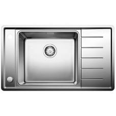 Мойка для кухни Blanco ANDANO XL 6 S-IF Compact нерж.сталь с зеркальной полировкой чаша справа