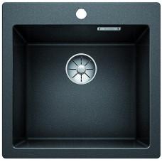 Кухонная мойка Blanco Pleon 5 антрацит Silgranit PuraDur (антрацит)