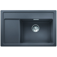 Мойка для кухни Blanco ZENAR XL 6S Compact SILGRANIT PuraDur (темная скала)