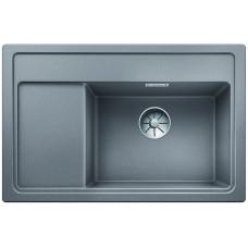 Кухонная мойка Blanco Zenar XL 6S Compact Silgranit PuraDur (алюметаллик)