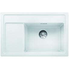 Мойка для кухни Blanco ZENAR XL 6S Compact SILGRANIT PuraDur (белый)