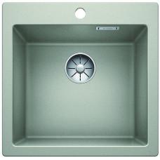 Кухонная мойка Blanco Pleon 5 жемчужный Silgranit PuraDur (жемчужный)