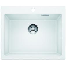 Кухонная мойка Blanco Pleon 6 Silgranit PuraDur (белый)
