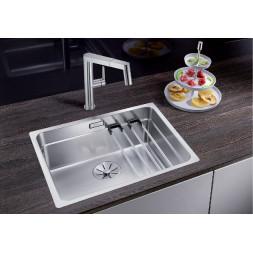 Кухонная мойка Blanco ETAGON 500 - IF нерж.сталь зеркальная полировка