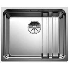 Кухонная мойка Blanco ETAGON 500 - U нерж.сталь зеркальная полировка