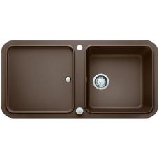 Кухонная мойка Blanco Yova Xl 6 S Silgranit PuraDur (мускат)