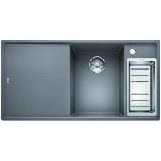 Кухонная мойка Blanco Axia III 6 S Silgranit PuraDur (алюметаллик)
