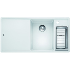 Мойка для кухни Blanco Axia III 6 S Silgranit PuraDur (белый)