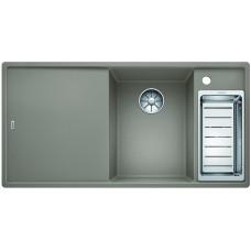 Кухонная мойка Blanco Axia III 6 S Silgranit PuraDur (серый беж)