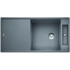 Кухонная мойка Blanco AXIA III XL 6 S SILGRANIT PuraDur (алюметаллик)