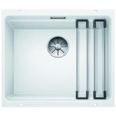 Кухонная мойка Blanco Etagon 500-U Silgranit PuraDur (белый)