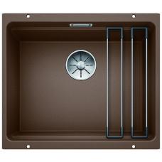 Кухонная мойка Blanco Etagon 500-U Silgranit PuraDur (мускат)