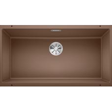 Мойка для кухни Blanco SUBLINE 800-U SILGRANIT мускат с клапаном-автоматом