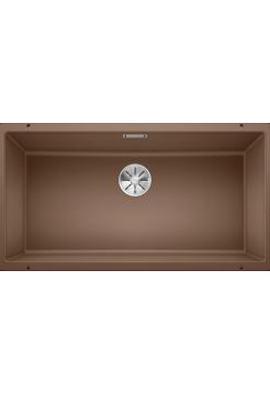 Кухонная мойка Blanco Subline 800-U Silgranit PuraDur (мускат)