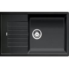 Кухонная мойка Blanco Zia XL 6S Compact Silgranit PuraDur антрацит